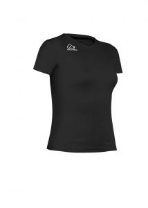 Mädchen und Damen Sport -Trikot -DEVI  v.  Acerbis , schwarz (Größe: S)