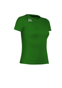 Mädchen und Damen Sport -Trikot -DEVI  v.  Acerbis , grün (Größe: S)