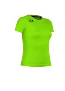 Mädchen und Damen Sport -Trikot -DEVI  v.  Acerbis , neongrün (Größe: S)