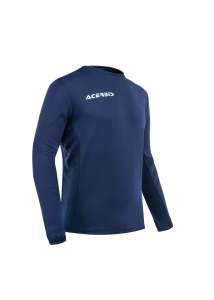 Trainingssweater BELATRIX  v. ACERBIS , blau (Größe: S)