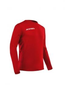 Trainingssweater BELATRIX  v. ACERBIS , rot (Größe: S)