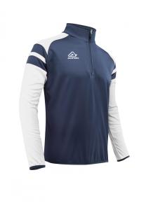 Trainingssweater Kemari v. ACERBIS ,  blau-weiß (Größe: M)