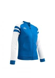 Frauen-Trainingsjacke  KEMARI  v. ACERBIS royalblau (Größe: 4XS)