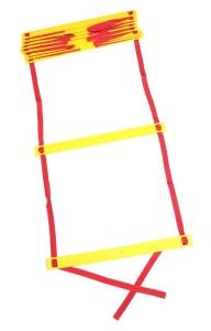 Trainingsleiter gelb/rot