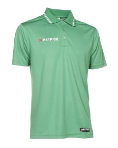 Poloshirt ALMERIA  140 grün (Größe: L)