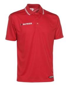 Poloshirt ALMERIA  140 rot (Größe: XL)