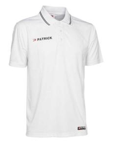 Poloshirt ALMERIA  140 weiß (Größe: 3XL)
