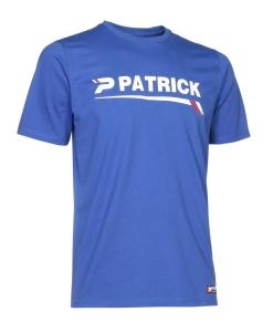 T-Shirt ALMERIA 175 royalblau (Größe: XS aus Geschäftsausstellung)