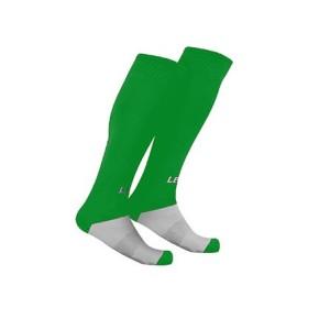 Fußball-Strumpfstutzen Mondial v. LEGEA grün (Farbe grün: jun. bis Gr. 39  --   1 Paar)