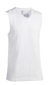 T-Shirt ärmellos Cadiz 110 von Patrick weiß, 3XS - 2XL (Größe: S)