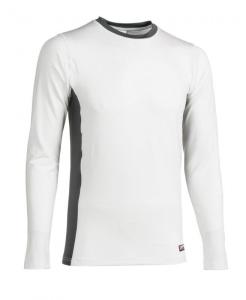 Funktionsshirt Cadiz 115 Langarm weiß (Größe: 2XL)