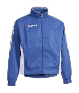 Trainingsjacke  Microfiber - CLUB 101 - royalblau /weiß (Größen Trainingsjacke  - Club 101 royalblau/weiß: XL)