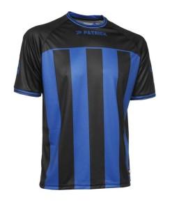 Trikot  Coruna schwarz / royalblau (Größe: Kurzarm    XL)