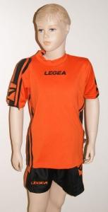 14 x Legea-Trikot-Sets - Colonia  orange (Größe: 14 x 2XL -fällt kleiner aus= XL)