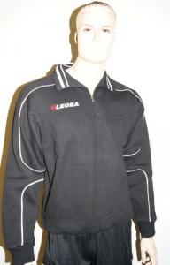 LEGEA Trainingspullover STRADA schwarz (Größe: 2XS)