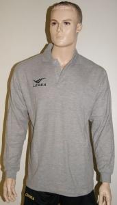 Sweatshirt Langarm  NORD  v. LEGEA , grau, (Größe: M)