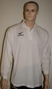 Sweatshirt Langarm  NORD  v. LEGEA , weiß (Größe: 2XL)