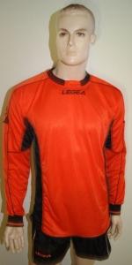 14 Trikot-Sets (14 Trikots+Hosen) Losanna v. LEGEA orange (Größe: 12 x M)
