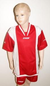 Max-Trikot-Sets - Ajax - Fußball 14 Trikots u. Hosen (Größe: 14 x XS)