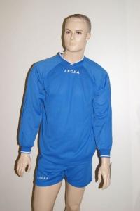 14 x Legea-Trikot-Sets - ISRAELE  azurblau (Größe: 14 x M)
