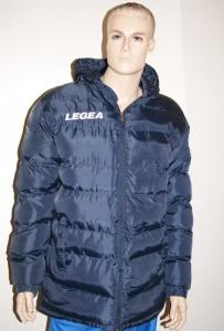 Winterjacke  BAKU  von  LEGEA , blau oder schwarz (Größe: L  blau)