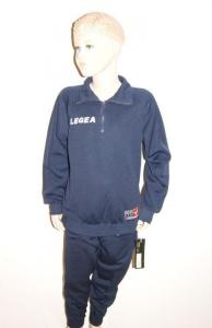Trainingsanzug GRECIA v. LEGEA dunkelblau (Größe: 3XS)