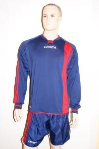 Legea-Trikot-Set - Ajaccio  blau / rot (Größe: 2XL - fällt kleiner aus = XL)