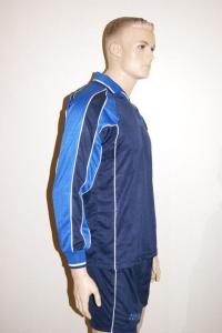 14 Fußball-Trikot-Sets - HORN -von ROYAL  blau / azur (Größe: 14 x M)