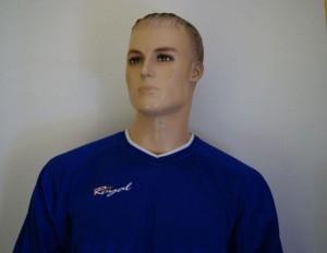 14 Royal-Trikot-Sets - FENIX - Fußball Trikot u. Hose royal / blau (Größe: 14 x XL)