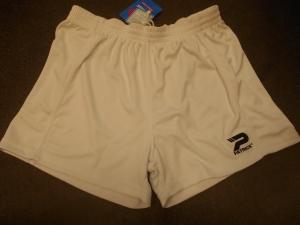 Rugby Shorts DURBAN von Patrick ,  weiß (Größe: S)