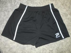 Rugby Shorts DURBAN von Patrick ,  schwarz (Größe: S)