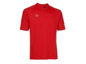 Männer - Shirt EXCLUSIVE 101  rot (Größe: XS)