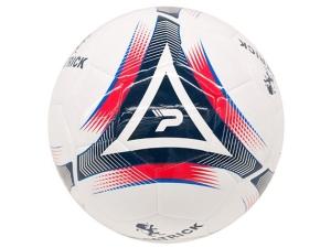 Fußball  von Patrick  FLAME  blau / rot  Gr. 5 (Fußball: 1 Ball)