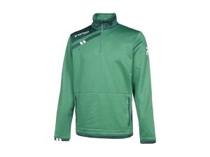 Trainingssweater Force 115  v.PATRICK grün (Größe: M)
