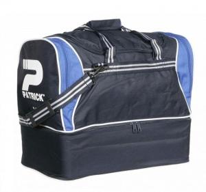Sporttasche / Fußballtasche TOLEDO-005 blau/azur mit separatem Schuhfach