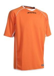 Kurzarm-Trikot GIRONA 101 v. Patrick orange (Größe: Kurzarm    XL)