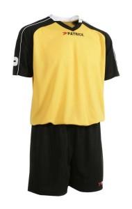 Trikotset Granada 301 schwarz / gelb (Größe: Kurzarm    3XL)