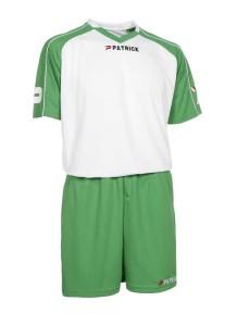 Trikotset Granada 301 grün/ weiß (Größe: Kurzarm    3XL)