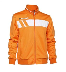 Trainingsjacke Impact 101 v.PATRICK orange (Größe: 2XS)