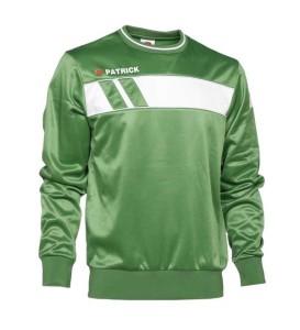 Trainingssweater Impact 125 v.PATRICK grün (Größe: XL)