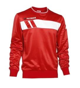 Trainingssweater Impact 125 v.PATRICK rot (Größe: XS)