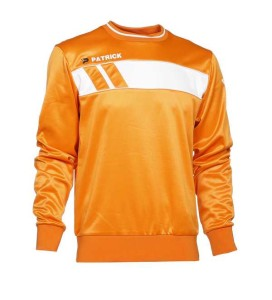 Trainingssweater Impact 125 v.PATRICK orange (Größe: 3XL)