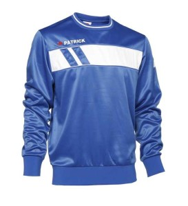 Trainingssweater Impact 125 v.PATRICK royalblau (Größe: L)