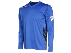 Fussball-Langarm-Trikot - Sprox 105 - royal blau (Größe - Langarm-Fußballtrikot Sprox 105 royalblau: 3XS)