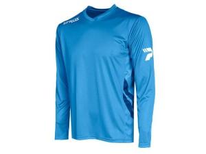 Fussball-Langarm-Trikot - Sprox 105 - hellblau (Größe - Langarm-Fußballtrikot Sprox 105 hellblau: 2XL)