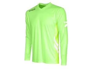Fussball-Langarm-Trikot - Sprox 105 - neon grün (Größe - Langarm-Fußballtrikot Sprox 105 neon grün: 3XS)