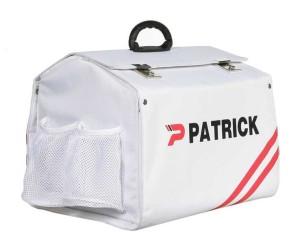 Medizinsporttasche MEDIC001 (Farbe: wei0/rot)