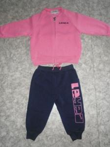 Baby-Trainingsanzug PIRULLO lila v.LEGEA (Größe: 6-12   Monate)