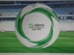 ALPAS  Light-Fußball  Gr. 5 ,  290 gr.