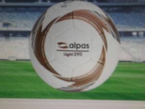 ALPAS  Light-Fußball  Gr. 4 ,290 gr.